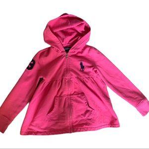 Ralph Lauren Sweatshirt Hoodie Jacket